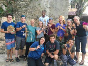 Volunteers support Bagamoyo Beach Lovers